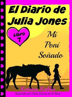 cover image of El Diario de Julia Jones