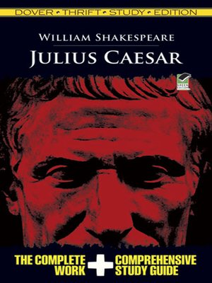 Julius Caesar By William Shakespeare Overdrive Rakuten Overdrive