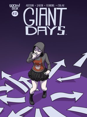cover image of Giant Days (2015), Issue 32