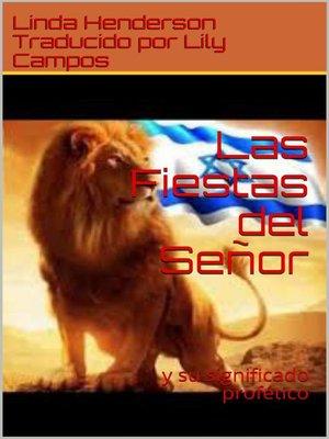 cover image of Las Fiestas del Señor