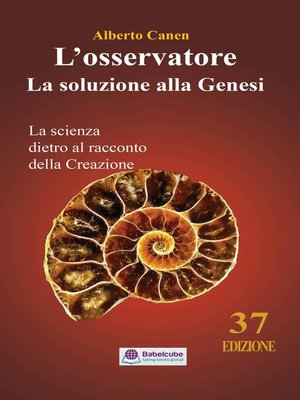 cover image of L'osservatore