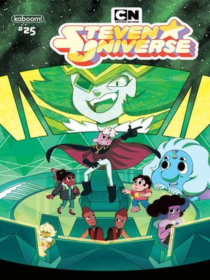 cover image of Steven Universe Ongoing, Issue 25