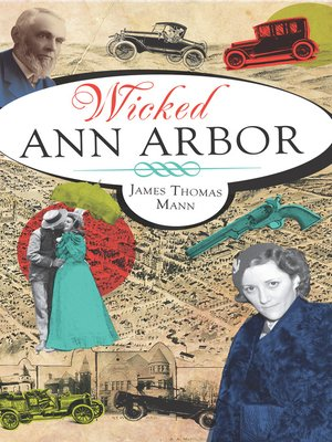 cover image of Wicked Ann Arbor