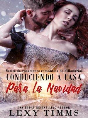 cover image of Conduciendo a Casa Para la Navidad
