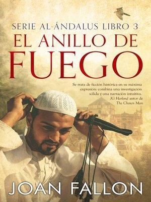 cover image of El anillo de fuego