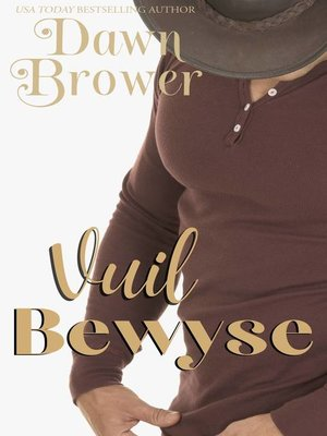 cover image of Vuil Bewyse