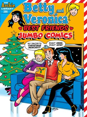 cover image of Betty & Veronica Best Friends Digest #286
