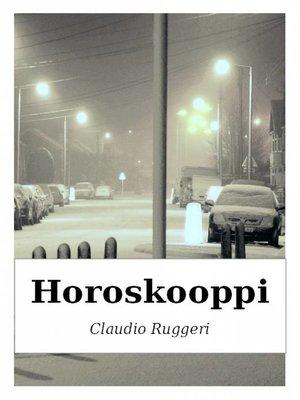 cover image of Horoskooppi
