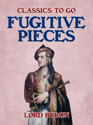 cover image of Fugitive Pieces