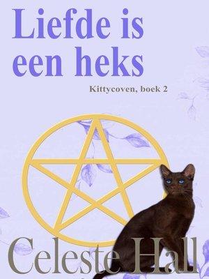 cover image of Liefde is een heks