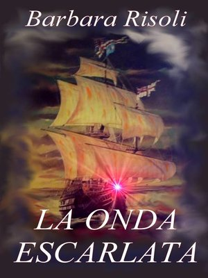 cover image of La Onda Escarlata