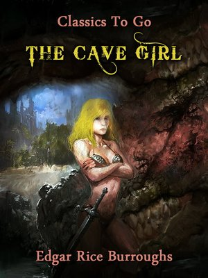 cover image of The Cave Girl