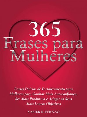 cover image of 365 Frases para Mulheres