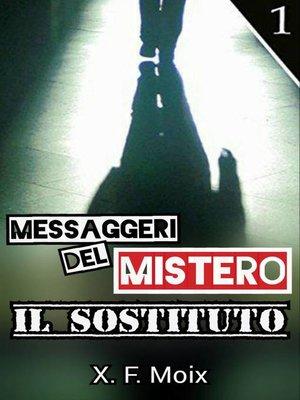 cover image of Messaggeri del Mistero