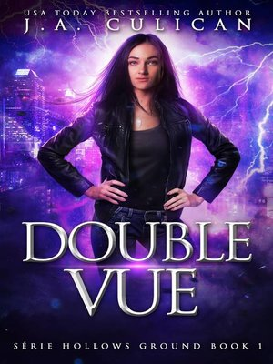 cover image of Double vue