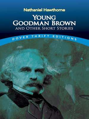 cover image of Young Goodman Brown and Other Short Stories