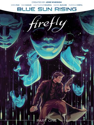 cover image of Firefly: Blue Sun Rising (2020), Volume 1