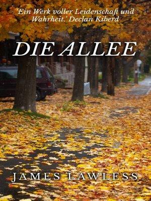 cover image of Die Allee