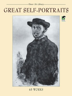 cover image of Great Self-Portraits