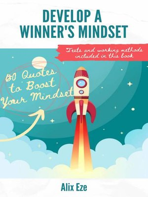 cover image of Develop a Winner's Mindset