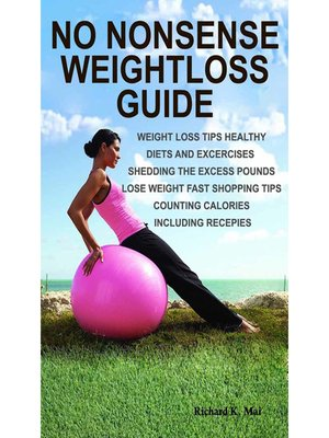 cover image of No Nonsense Weightloss Guide