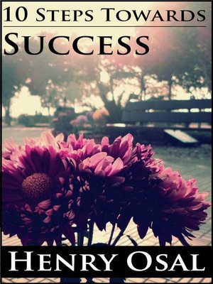 cover image of 10 Steps Towards Success