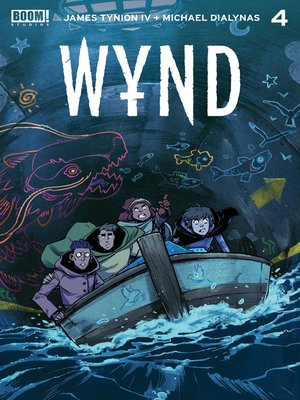 cover image of Wynd, Issue 4