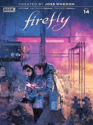 cover image of Firefly (2018), Issue 14
