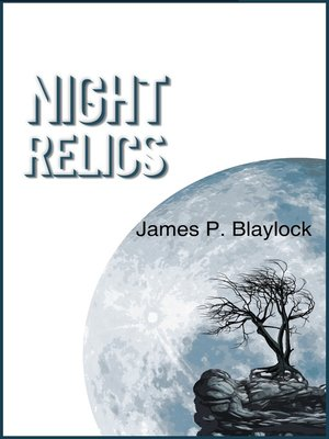 cover image of Night Relics