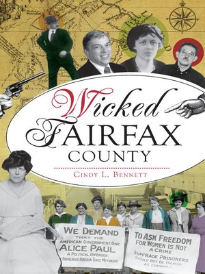 cover image of Wicked Fairfax County