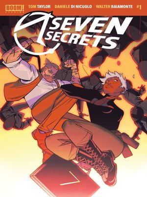 cover image of Seven Secrets, Issue 1