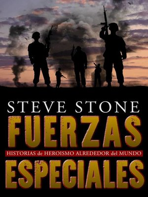 cover image of Fuerzas Especiales