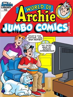 cover image of World of Archie Double Digest #102