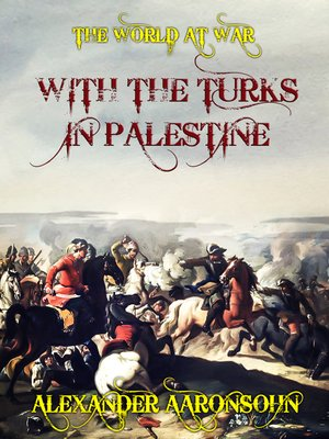 cover image of With the Turks in Palestine