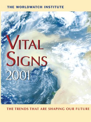 cover image of Vital Signs 2001
