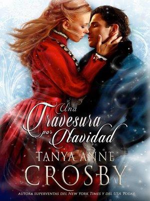 cover image of Una Travesura por Navidad