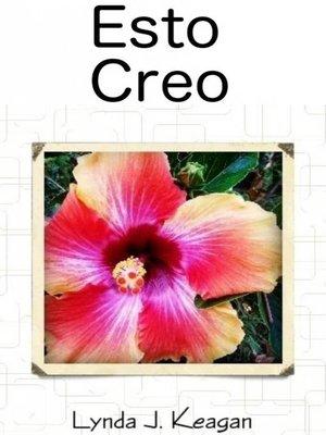 cover image of Esto Creo