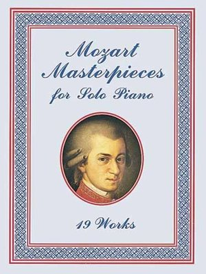 cover image of Mozart Masterpieces
