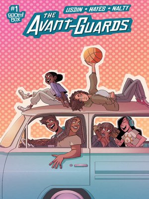 cover image of The Avant-Guards, Issue 1