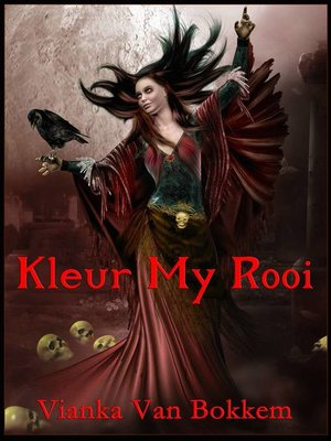 cover image of Kleur My Rooi