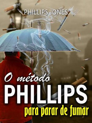cover image of O método PHILLIPS para parar de fumar