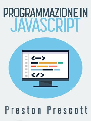 cover image of Programmazione in JavaScript