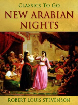 cover image of New Arabian Nights