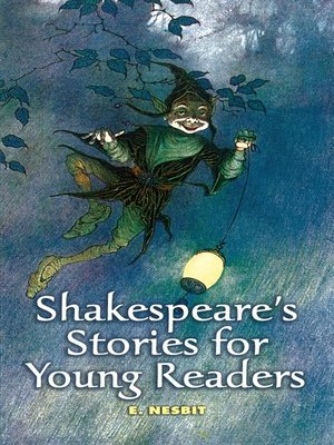 cover image of Shakespeare's Stories for Young Readers