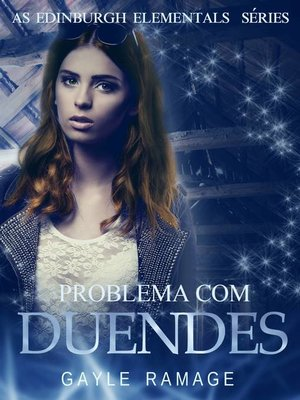 cover image of Problema Com Duendes
