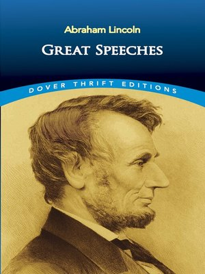 Great Inaugural Addresses (Dover Thrift Editions)