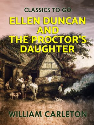 cover image of Ellen Duncan; and the Proctor's Daughter