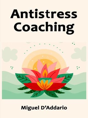 cover image of Antistress Coaching