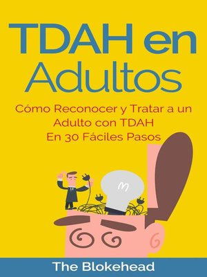 cover image of TDAH en Adultos