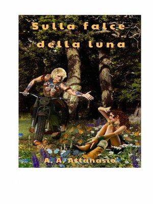 cover image of Sulla falce della luna